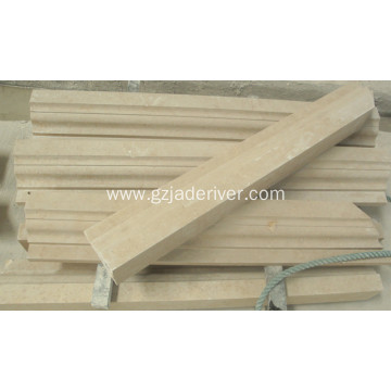 Stone Skirting Board Marble Moulding Design