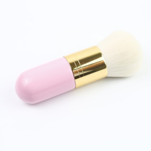 Pink Kakubi Lttle Powder Brush Single Brush