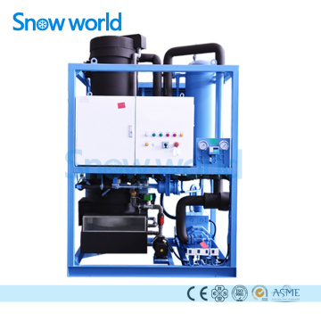 Snow world 10T Tube Ice Machine In Malaysia