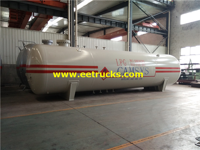 20MT Anhydrous Ammonia Storage Tanks