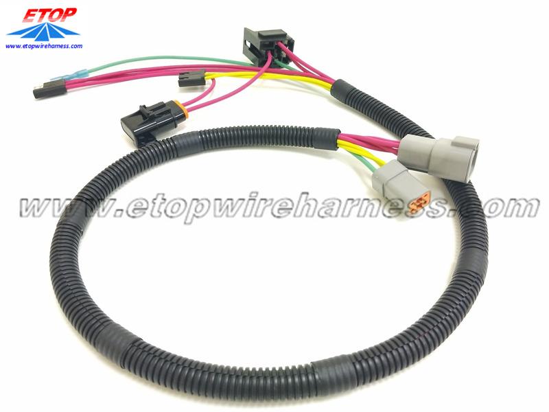 Custom Automotive Wiring Harness China Manufacturer