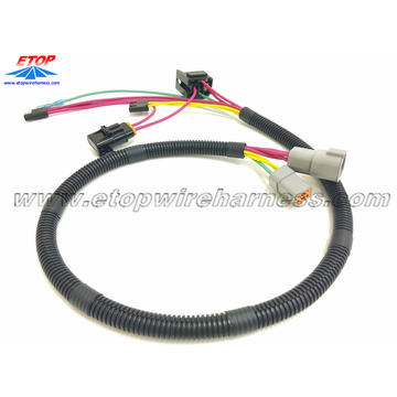 custom automotive wiring harness
