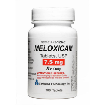 how many meloxicam can you take a day