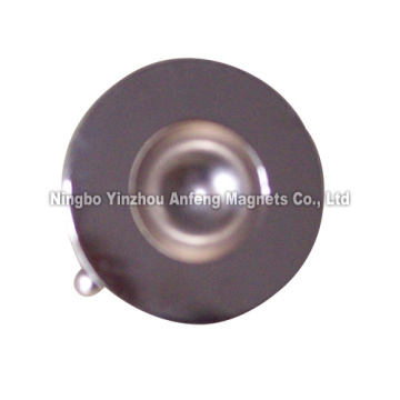 N40 cup magnets OD20 * ID6 * 10 mm