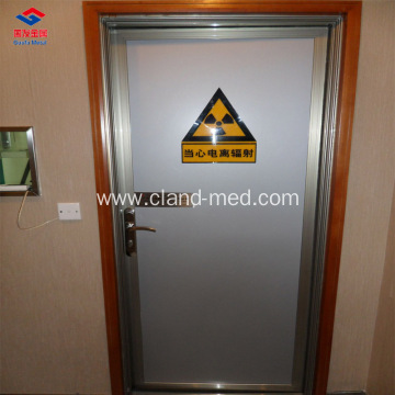 Lead Door For X-Ray Room Lead Lined Door