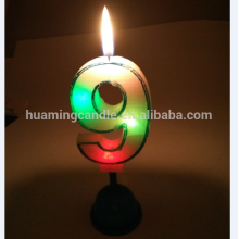 Europe style for Remote Control Flicker Led Candles Led Number Birthday Candle supply to Poland Suppliers