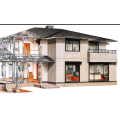 Light Steel Frame Prefab Metal House