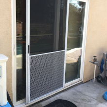 High Quality Steel Door Grilles