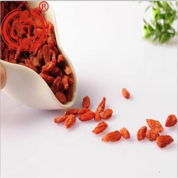 Dried Red Organic Goji Berry Fruit 280 Size
