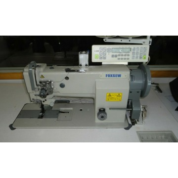 Compound Feed Heavy Duty Lockstitch Sewing Machine