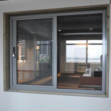 Lingyin Construction Materials Ltd factory powder coating aluminium sliding window For Sale