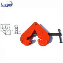 JT Series Horizontal Steel Plate Lifting Clamps