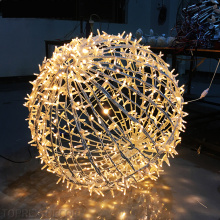 3D Motiv Lichter Outdoor Led Ball Lichter