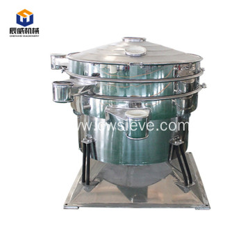 calcite vibrating screen swing tumbler screen sieve