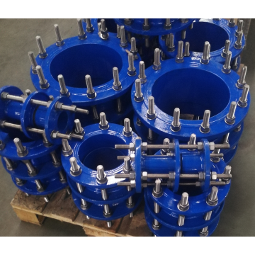 Ductile Iron Carbon Steel Dismantling Joint