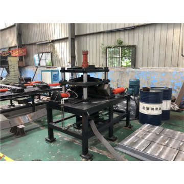 Hydraulic Angle Steel Bending Machine