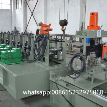 Hot sale good quality for Vineyard Post Roll Forming Machine Popular Vineyard Post Stake Making Machine export to Belgium Importers