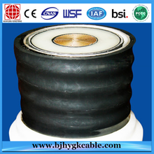 Low Cost for Aluminium Corrugated Cable 220kv Copper XLPE Insulate Corrugated Al armour Power Cable supply to Ukraine Supplier