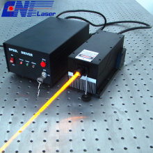 China Professional Supplier for Yellow Laser 800mw 588nm laser for optical sensor and experiment supply to Trinidad and Tobago Manufacturer