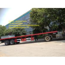 12M flatbed trailer of sinotruk cimc
