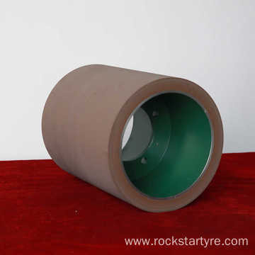 SBR Iron Drum Rice Huller Rubber Roller