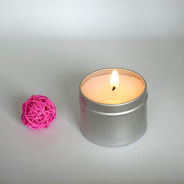 Soy Wax Mini Tin Candles in Bulk