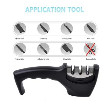 3 Stage Knife Sharpening Tool Helps Repair