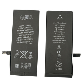 Remplacement de batterie 0 cycle iPhone7 avec TI IC