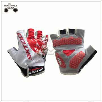Mountain Bike Half Finger Cycling Gloves