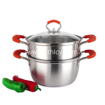 304 Stainless Steel Cookware Sets for Sale