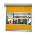 PVC Automatic High Speed ​​Roller Shutter Door
