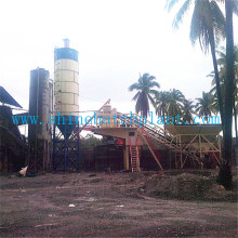 50 Fixed Concrete Mixer Batching Plant