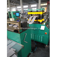 High Speed Automatic Fin Forming Machine