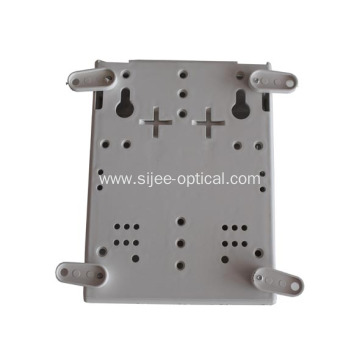 4 ports for SC Duplex Fiber Optic Socket