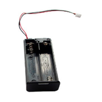 2  AAA Battery Holders with Switch and Socket