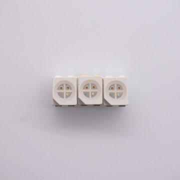 Multi-color LED - 3528 RGY LED