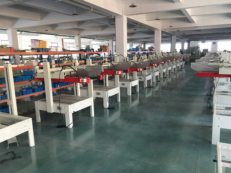 carton box packing machine price