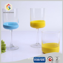 Best Quality for Stemless Wine Glasses wholesale handmade glass champagne flute supply to San Marino Manufacturers