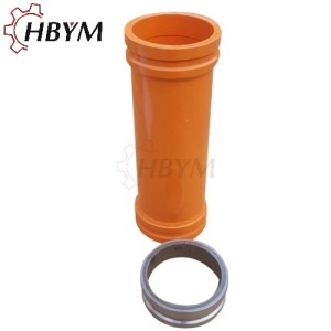 Concrete Pump Hardened Quenching High Wear Resistance Pipe
