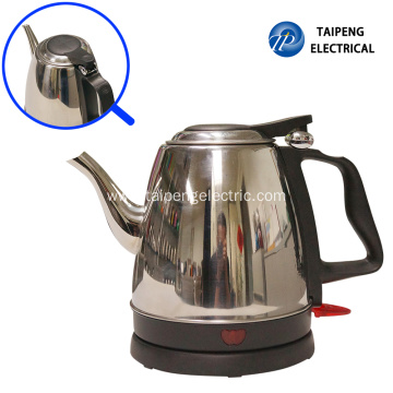 Good Quality for Electric Tea Kettle Electric kettles stainless steel export to Poland Manufacturers