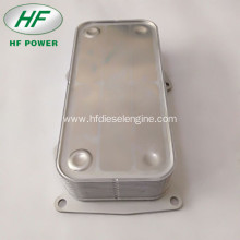 Oil cooler core  for TCD2012L04 deutz engine