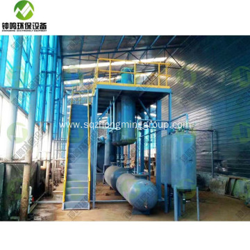 Plastic to Oil Making Machine UK