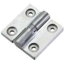 Matt Chrome-plated Cabinet ZDC Housing Torque hinges