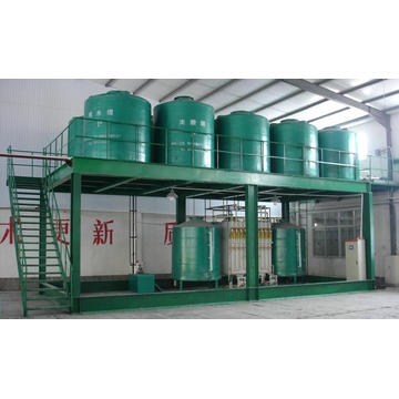 Conventional Acid Dilution System (3m3/time)