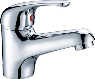 low noise wash basin mixer
