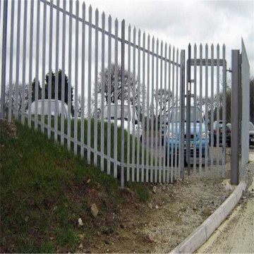 palisade fence definition