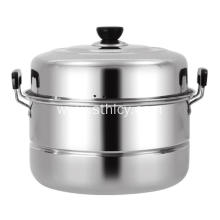 Multifunctional Stainless Steel Food Steamer Pot