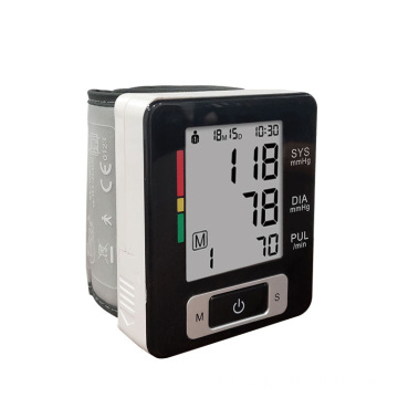 Digital Blood Testing Equipment Wrist Blood Pressure Monitor