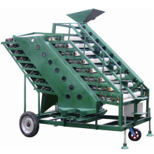 Leading for Soybean Separator Soybean Belt Type Separator supply to Indonesia Factories