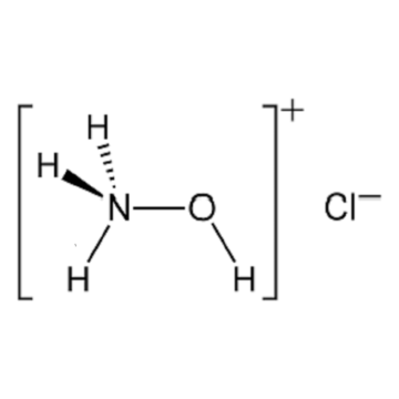 hydroxylamine hydrochloride  fisher